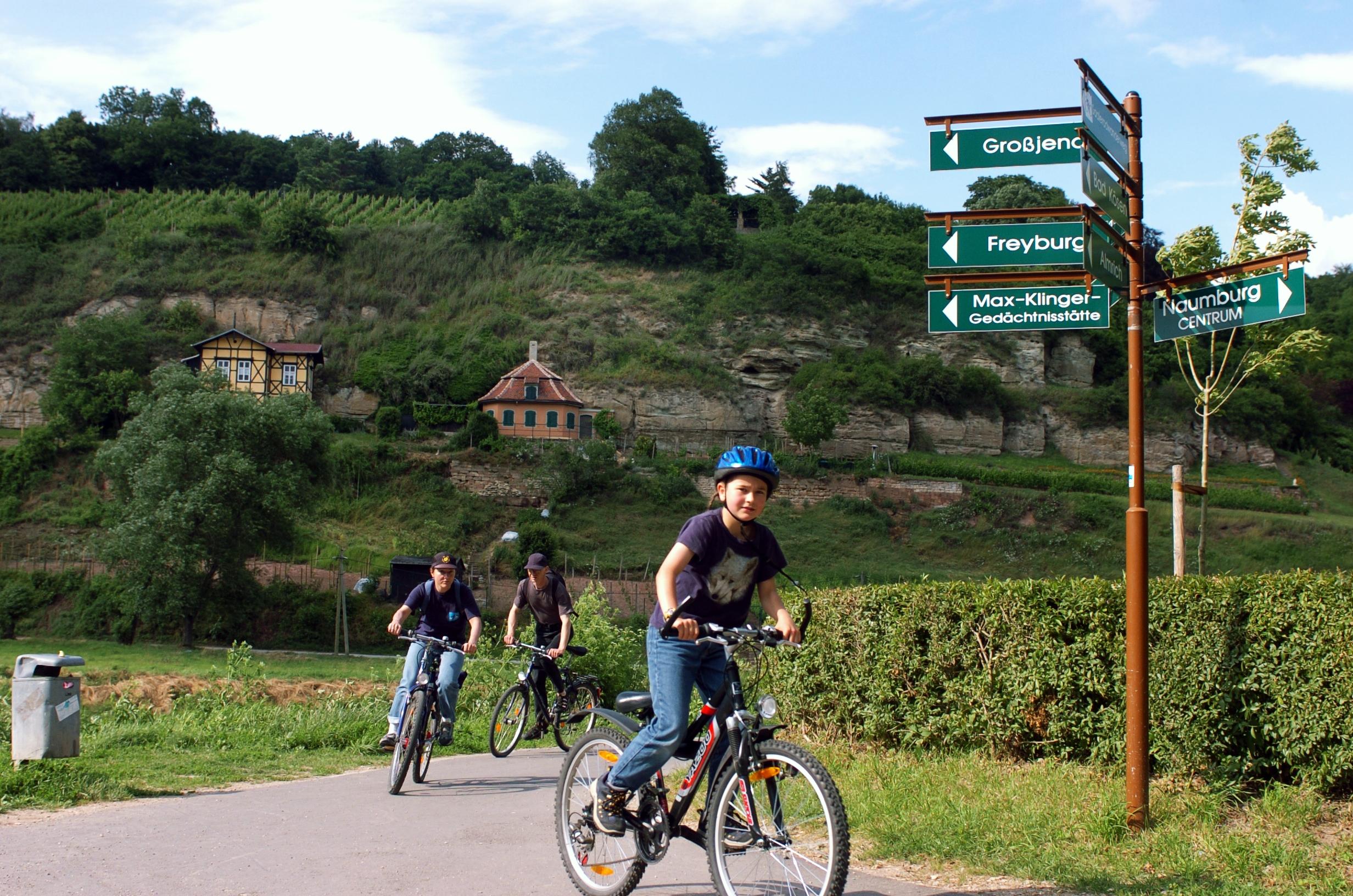 radler saale bilder sut © Saale-Unstrut-Tourismus e.V.