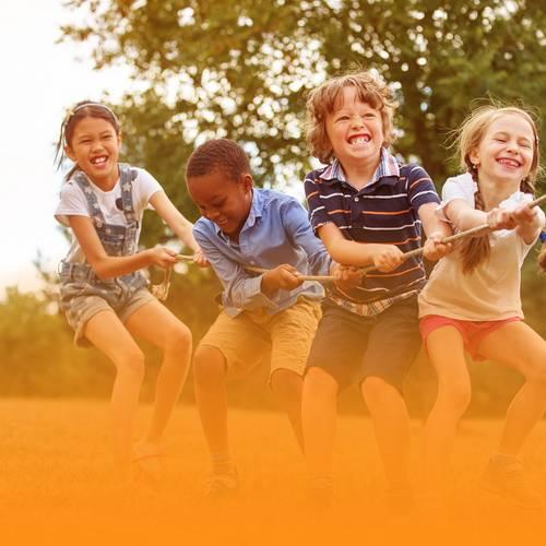 Menu: Kindertagesbetreuung