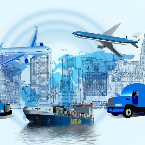 Menu: Logistik