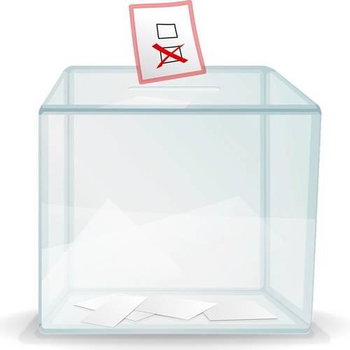 Menu: Aktuelle Wahlen